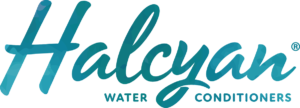 Halcyan water conditioners logo